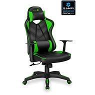 CONNECT IT LeMans Pro CGC-0700-GR, grün - Gaming-Stuhl