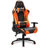 CONNECT IT Escape Für CGC-1000-OR, orange - Gaming-Stuhl
