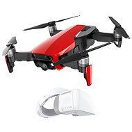 DJI Mavic Air Fly More Combo Flame Red + DJI Brille - Quadrocopter