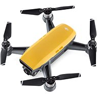 DJI Spark Fly More Combo - Sunrise Yellow - Quadrocopter