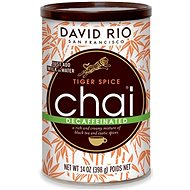 David Rio Chai Tiger Spice Decaff OHNE KOFFEIN 398 g - Getränk