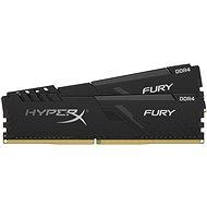 HyperX 32 GB KIT DDR4 3600 MHz CL17 FURY Black Series - Arbeitsspeicher