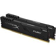 HyperX 32 GB KIT DDR4 3600 MHz CL18 FURY Black - Arbeitsspeicher