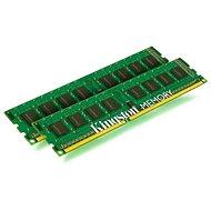 Systemspeicher Kingston DDR3 1600MHz 16 Gigabyte KIT CL11 - Arbeitsspeicher