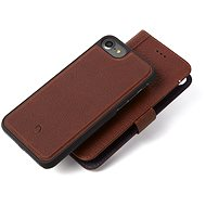 Decoded Leather 2in1 Wallet Case Brown iPhone 7/8