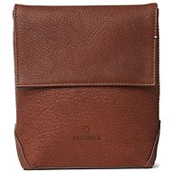 Decoded Leather Travel Pouch Brown - Schützhülle