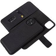Decoded Leather Wallet Black iPhone 11 - Silikonetui