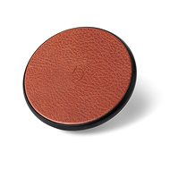 Decoded Leather Qi Wireless Charger brown 10W - Kabelloses Ladegerät