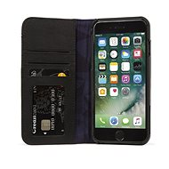 Decoded Leather Wallet Case 2 Black iPhone 8/7/6s
