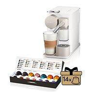 NESPRESSO De'Longhi Lattissima One EN 500 W, Weiß - Kapsel-Kaffeemaschine