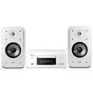 DENON CEOL RCD-N11 DAB Weiß + Polk Audio Signature S20e Weiß - Set