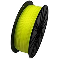 Gembird Filament HIPS gelb - Drucker-Filament