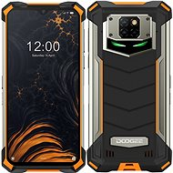 Doogee S88 PRO Dual SIM orange - Handy