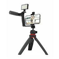 Digipower Superstar Vlogging Kit mit Fernbedienung - Handyhalter
