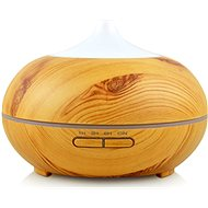 Aroma Diffuser Dituo DT-1518 300 ml hellbraun - Aroma Diffuser