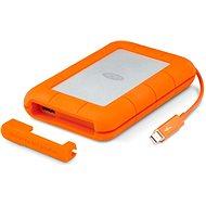"LaCie 2,5"" Rugged 1 TB Thunderbolt SSD USB-C + 3 Jahre SRS Rescue - Externe Festplatte"