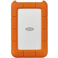 LaCie Rugged USB-C 5TB + 2 Jahre SRS Rescue - Externe Festplatte