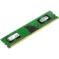 Kingston 2GB DDR3 1600MHz CL11 Single Rank - Arbeitsspeicher