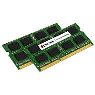 Kingston SO-DIMM 16 Gigabyte KIT DDR3 1.600 Megahertz CL11 - Arbeitsspeicher