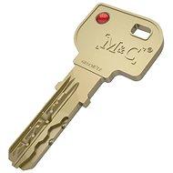 Ersatzschlüssel für M &C Zylinder für Danalock - Schlüssel