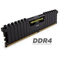 Corsair 8 Gigabyte DDR4 2400MHz CL16 Vengeance LPX rot - Arbeitsspeicher