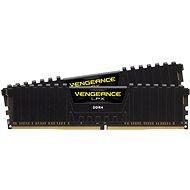 Corsair 32GB KIT DDR4 3200MHz CL16 Vengeance LPX schwarz - Arbeitsspeicher