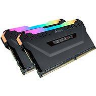 Corsair 32 GB KIT DDR4 3600 MHz CL18 Vengeance RGB PRO schwarz - Arbeitsspeicher