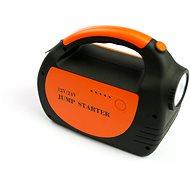 DOCA Powerbank 30000mAh 24V schwarz / orange - Powerbank