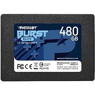 Patriot Burst Elite 480GB - SSD Festplatte