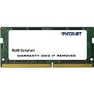 Patriot SO-DIMM 8GB DDR4 2666MHz CL19 Signature Line - Arbeitsspeicher