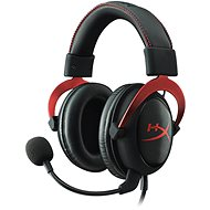 HyperX Cloud II Headset Rot - Gaming Kopfhörer