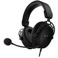 HyperX Cloud Alpha - Blackout - Gaming Kopfhörer