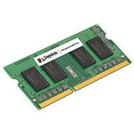 Kingston SO-DIMM 4GB DDR3 1600MHz Single Rank - Arbeitsspeicher