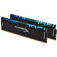 HyperX 16GB KIT 4000 MHz DDR4 CL19 Predator RGB - Arbeitsspeicher