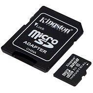 Kingston MicroSDHC 32 GB Class 10 UHS-I Industrial Temp + SD-Adapter