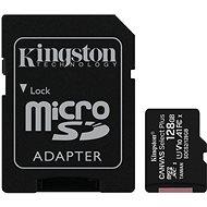 Kingston Canvas Select Plus micro SDXC 128GB Class 10 UHS-I - Speicherkarte