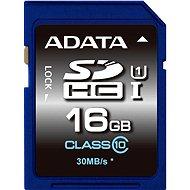ADATA Premier SDHC 16 GB UHS-I Class 10 - Speicherkarte