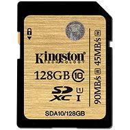 Kingston SDXC UHS-I 128 GB Klasse 10 ultimate - Speicherkarte