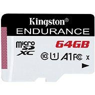 Kingston Endurance microSDXC 64GB A1 UHS-I Class 10 - Speicherkarte