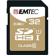 EMTEC 32 GB Gold Plus Klasse 10 - Speicherkarte