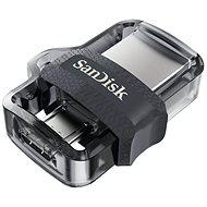 SanDisk Ultra Dual USB Drive m3.0 128GB - USB Stick
