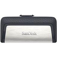 SanDisk Ultra Dual-64 Gigabyte USB-C - USB Stick