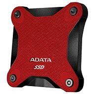 ADATA SD600 SSD 256 GB rot - Externe Festplatte