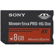 Sony Speicherstick PRO-HG Duo HX 8 GB - Speicherkarte