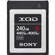 Sony XQD 240 GB - Speicherkarte