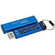 Kingston DataTraveler 2000 8 Gigabyte - USB Stick