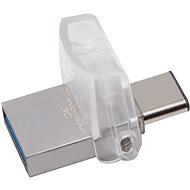 Kingston DataTraveler MicroDuo 3C 64 Gigabyte - USB Stick