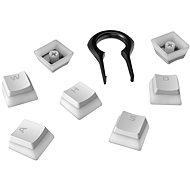 HyperX Pudding Keycaps Full Key Set, white - Ersatztasten