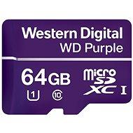 WD Purple MicroSDXC 64GB UHS-I U1 - Speicherkarte