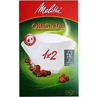 Melitta Kaffeefilter 1x2 /40 weiß - Kaffeefilter